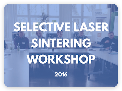 Selektive Laser Sintering Workshop