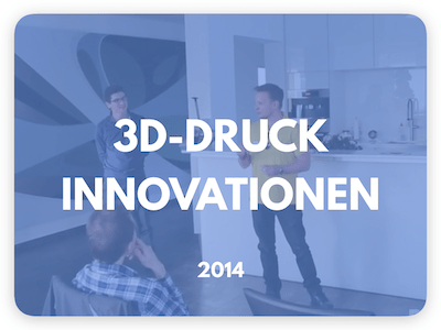 3D-Druck Innovationen Workshop